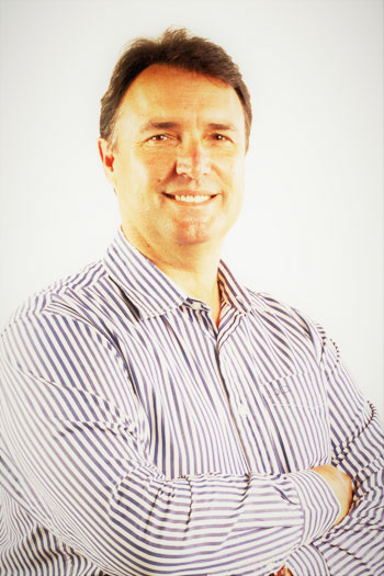 Kobus van der Westhuizen, CEO, and founder of GENii Ai