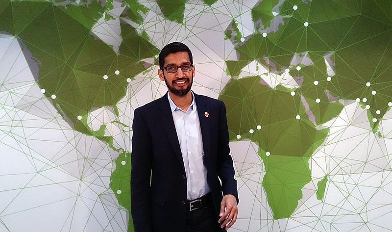Sundar Pichai's Letter to Googlers